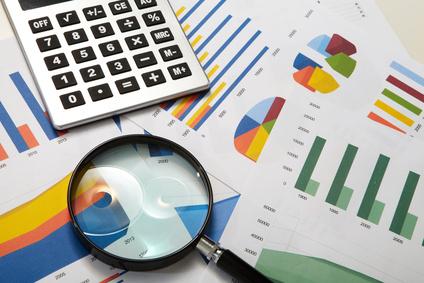 הצד הפיננסי של תוכנית עסקית - גרפים ומחשבון